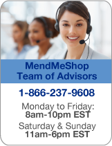 Mendmeshop Customer Service for Chronic Tendinitis Treatment Recommendations