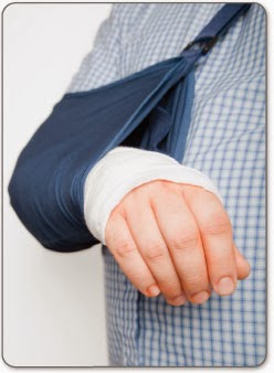 You may need to wear a sling for some time after surgery to restrict movement.